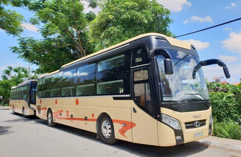 Bus Ha Noi to Phong Nha