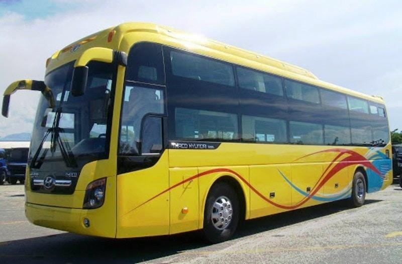 Bus Hue to Phong Nha