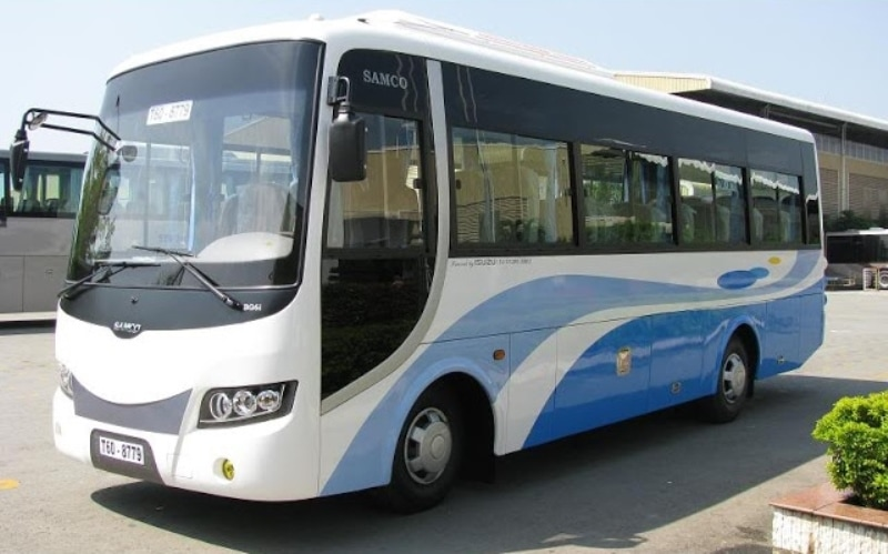 Bus Phong Nha to Hue