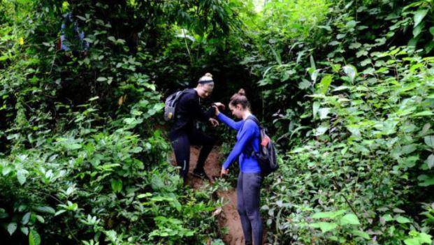 Phong Nha Botanical garden trekking 2D1N - Phong Nha Locals Travel