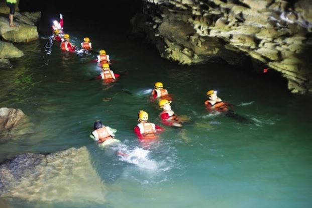 Tu Lan Cave Encounter 2d1n - Phong Nha Locals Travel
