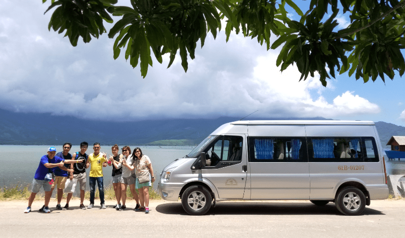 Danang to Dong Hoi by private car transfer- Phong Nha Locals Travel