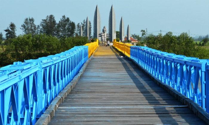 Hien Luong Bridge- Phong Nha Locals Travel