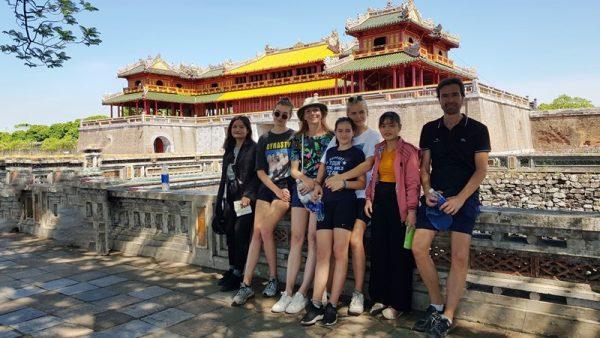 Hue city tour from Da Nang by private car- Phong Nha Locals Travel