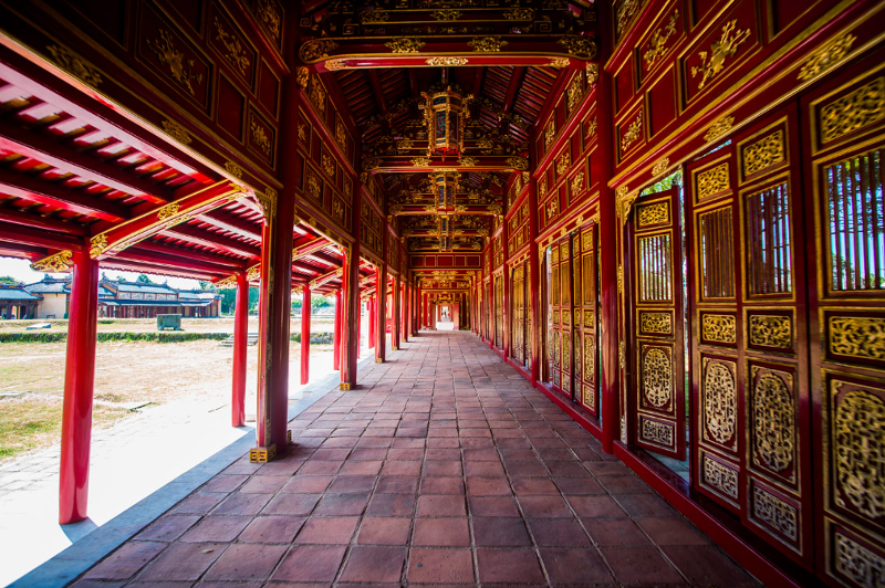 Hue Imperial Citadel- Phong Nha Locals Travel