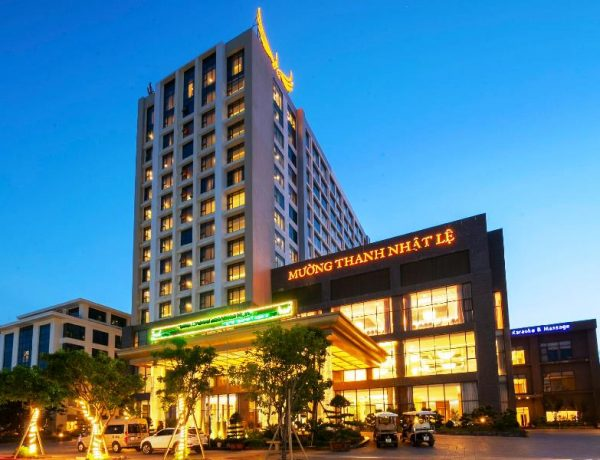 Dong Hoi airport to Muong Thanh Luxury Nhat Le Hotel- Phong Nha Locals Travel