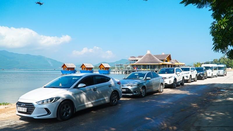Hue to Danang Airport