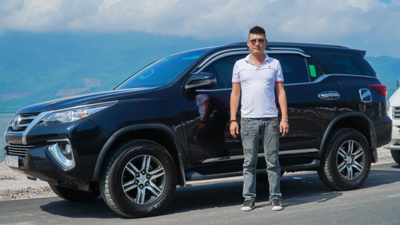 Phong Nha to Hoi An by private car