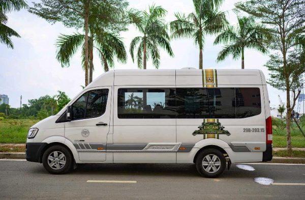 Phong Nha to Da Nang by Limousine- Phong Nha Locals Travel