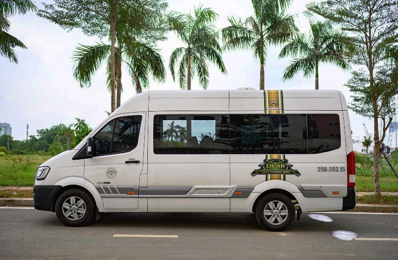 Phong Nha to Da Nang by Limousine