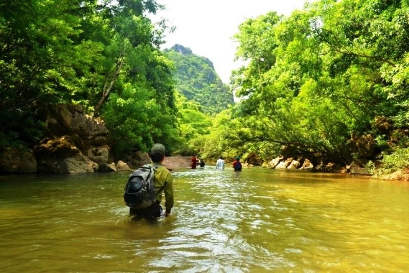 Tra Ang Cave and Paradise Cave- Phong Nha Locals Travel
