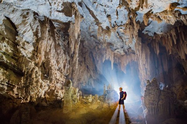 Tu Lan Cave Encounter-Phong Nha Locals Travel