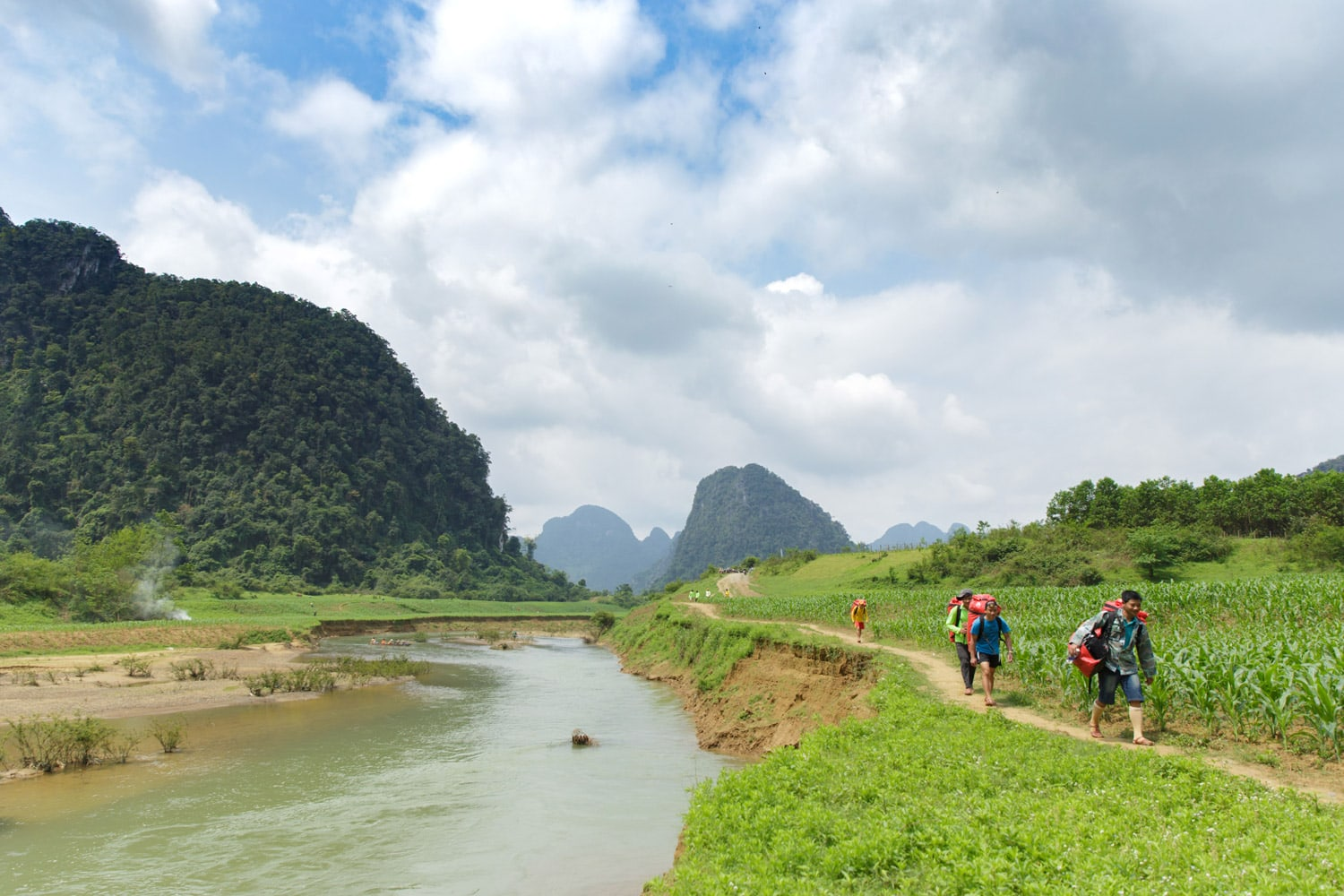 Tu Lan Cave Encounter 2 Days- Phong Nha Locals Travel