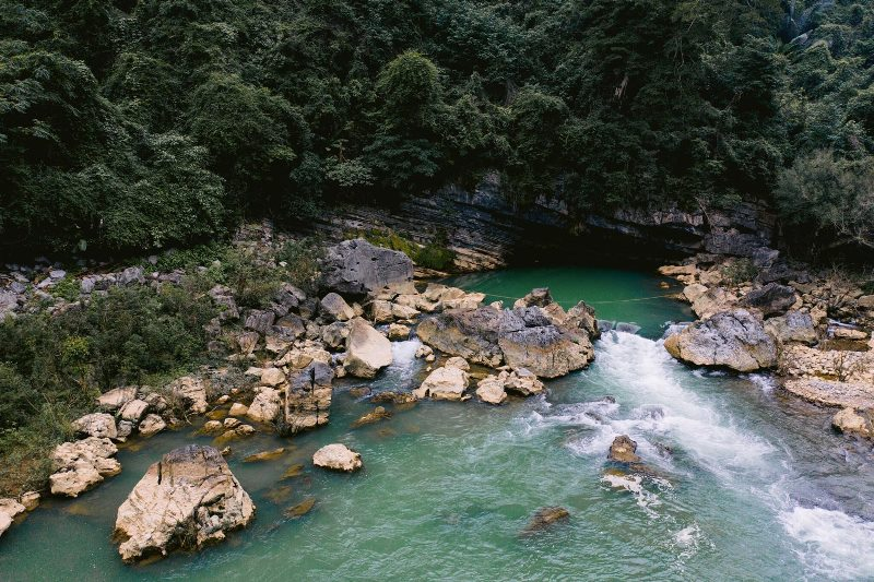 Tu Lan cave tour- Phong Nha Locals Travel