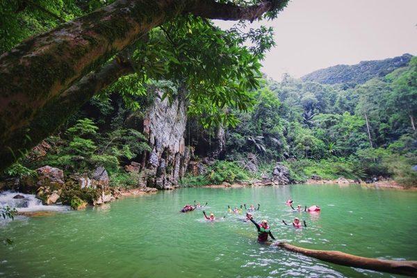 Wild Tu Lan Cave Explore 3D2N- Phong Nha Locals Travel
