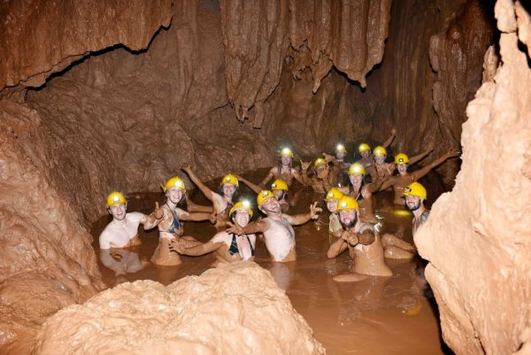 Dark Cave and Paradise Cave Deluxe group tour - Phong Nha Locals