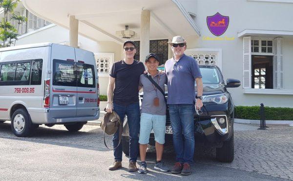 Da Nang to Phong Nha by Limousine-Phong Nha Locals Travel