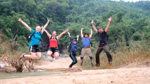 Ma Da valley and Tra Ang Cave one day jungle hiking – Phong Nha Locals