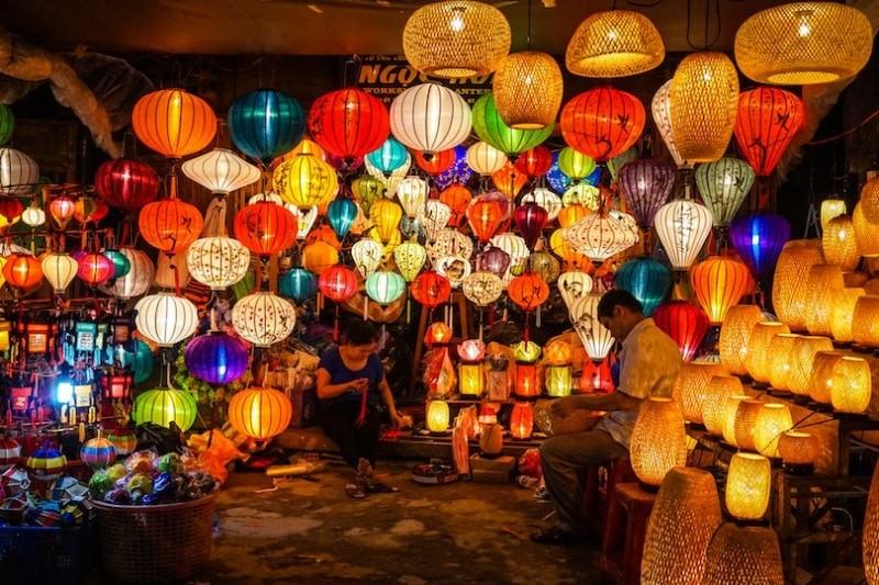 Hoi An Lantern Festival- Phong Nha Locals