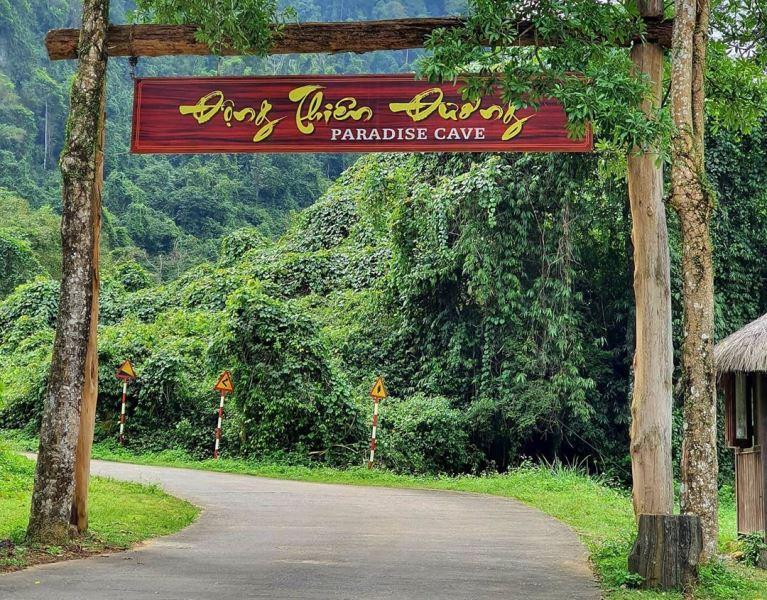 Paradise Cave Phong Nha Vietnam- Phong Nha Locals