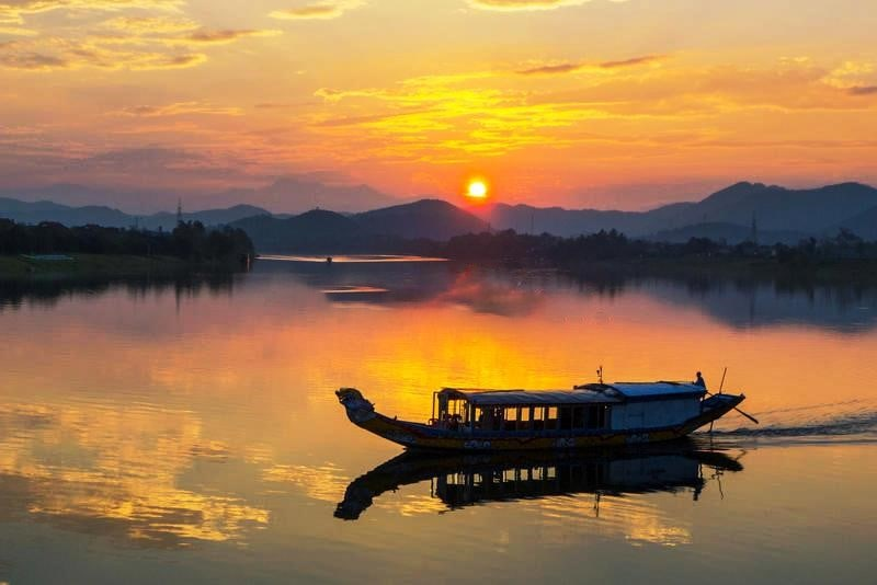 Perfume River Sunset Cruise- Private Tour
