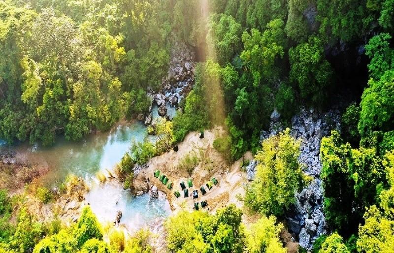 Tra Ang Cave Phong Nha Vietnam- Phong Nha Locals