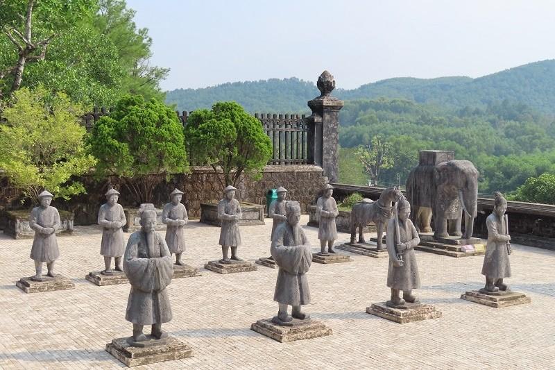 Khai Dinh Tomb- Phong Nha Locals