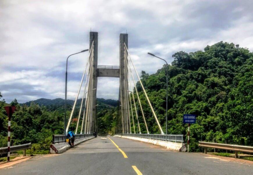 Dakrong Bridge- Phong Nha Locals